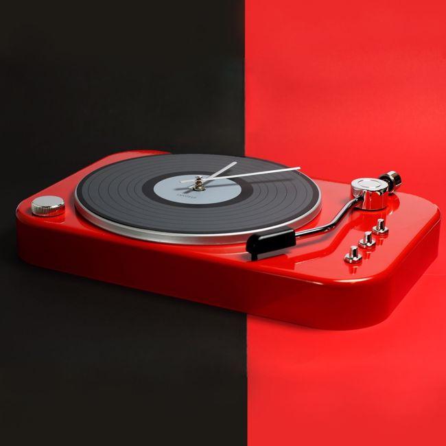 Zegar gramofon prezent dla niej warszawa