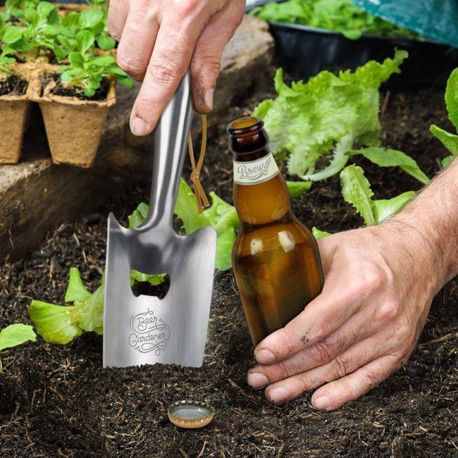 Łopatka ogrodnika prezent urodzinowy