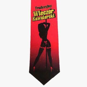 Krawat na Wieczór kawalerski warszawa
