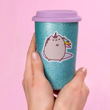 Pusheen Ceramiczny travel Mug prezent dla dziewczyny