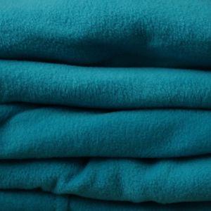 Kocyko szlafrok niebieski prezent dla mamy na święta