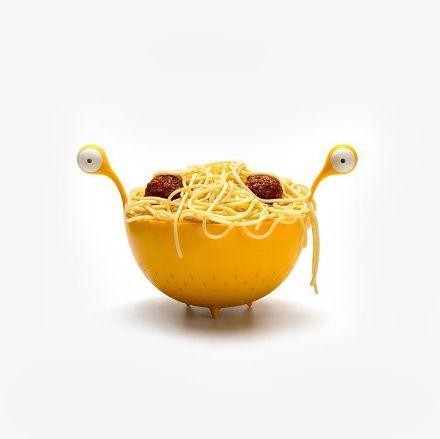 Spaghetti Monster Durszlak prezent dla dziewczyny warszawa