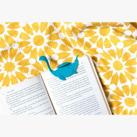 Nessie Tale zakładka do książek prezent dla niej