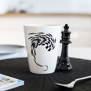 Kubek szachisty Król prezent dla taty