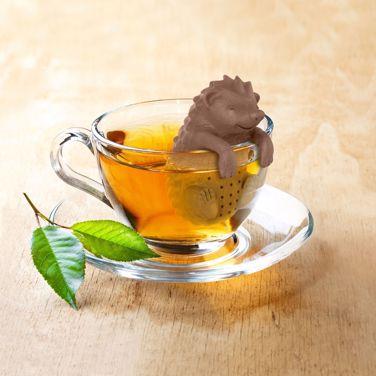Zaparzaczka do herbaty jeżyk prezent dla niej