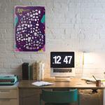 BucketList Love plakat zdrapka dla dwojga prezent dla niej warszawa