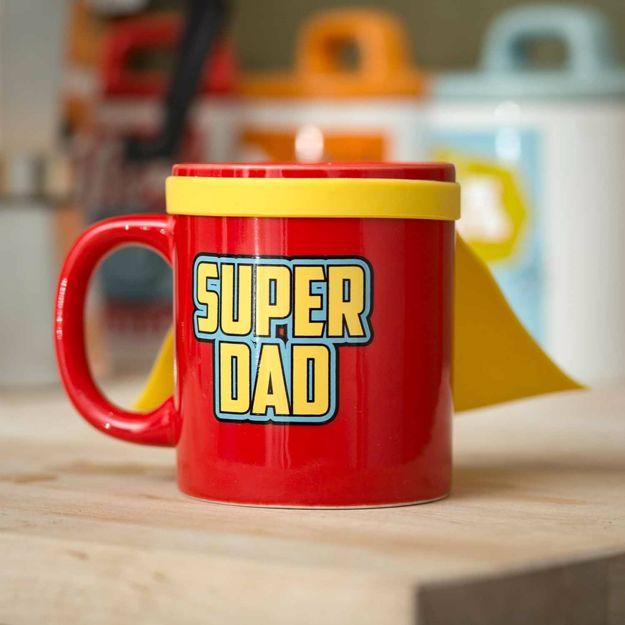 kubek super tata prezent na dzień taty