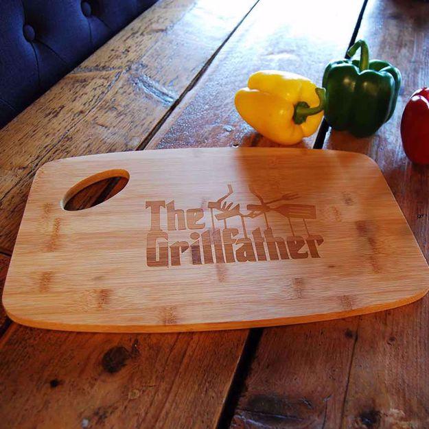 GrillFather deska do kroje nia prezent dla niego