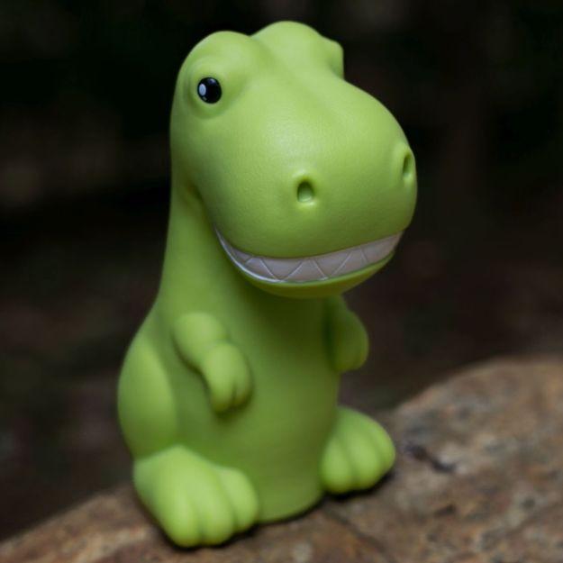 Lampka nocna dinozaur prezent na urodziny