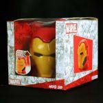 Magiczny Kubek 3D Iron Man sklep z prezentami dla chłopców