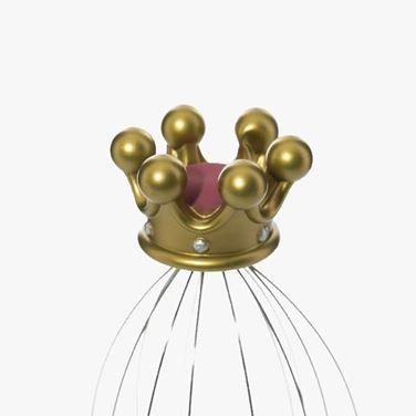 Masażer do głowy króla prezent dla chłopaka