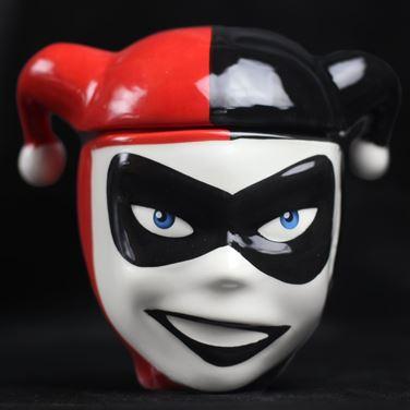 Kubek 3D HarleyQuinn prezent dla dziewczyny