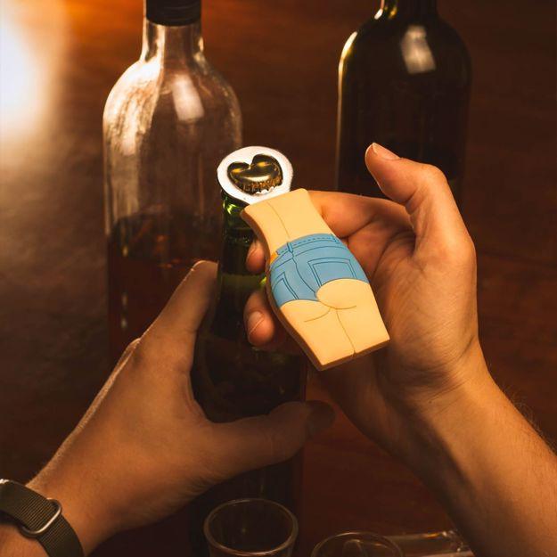 Otwieracz butelek pupcia prezent dla mężczyzny