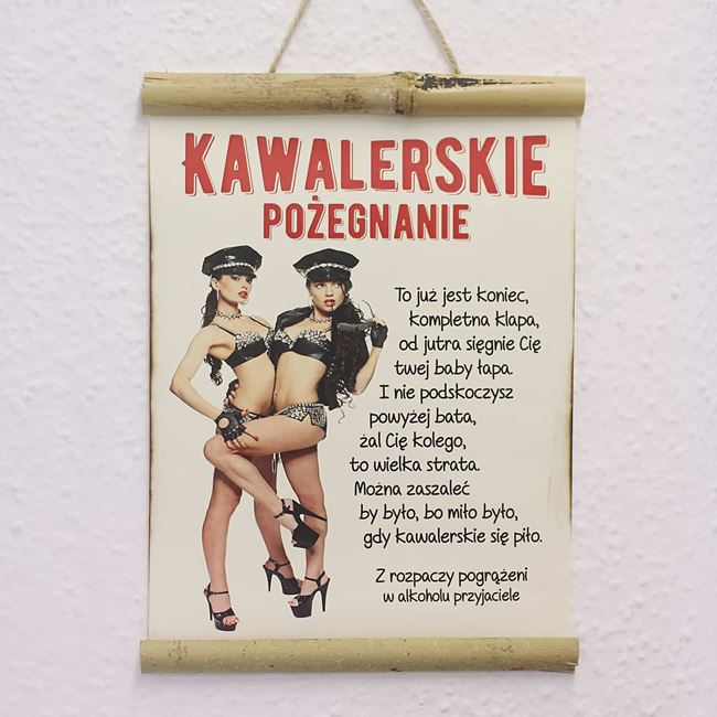 Picture of Dyplomy na Wieczór Kawalerski