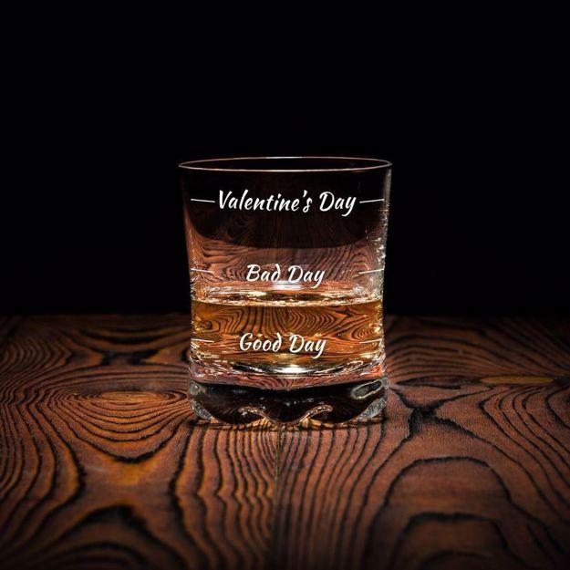 Szklanka do Whisky – Valentine's Day  prezent dla niego