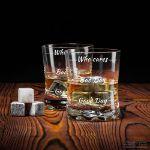 Zestaw do whisky w etui prezent dla szefa