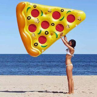 Dmuchany materac pizza sklep warszawa