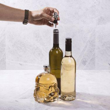 Zatyczka butelek stormtrooper prezent dla faceta