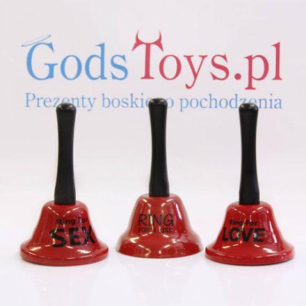 Śmieszne dzwonki prezent na impreze warszawa