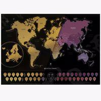 Mapa zdrapka VIP prezent dla szefa