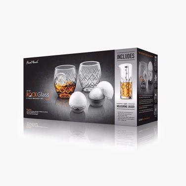 Zestaw do whiskey Yarai rock glass prezent dla szefa warszawa