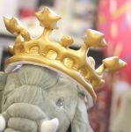 Nadmuchiwana korona śmieszne prezenty na impeze warszawa
