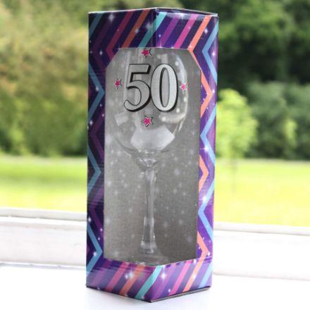 Wielki kielich urodzinowy 50 prezent dla kobiety warszawa