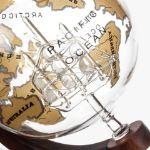 karafka globus z żaglowcem prezent dla szefa warszawa