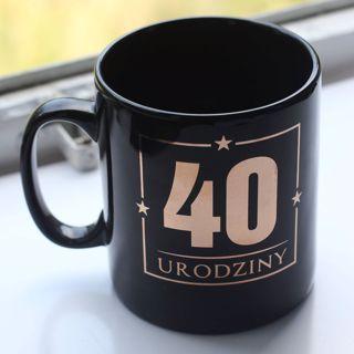 Wielki Kubek urodzinowy na 40 urodziny