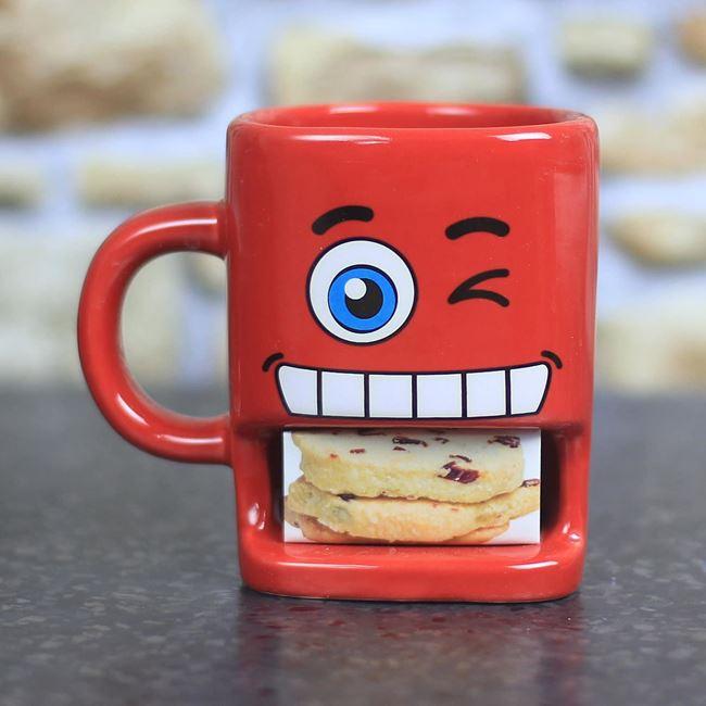 Ciasteczkowy Kubek – Mrugacz prezent dla niego warszawa
