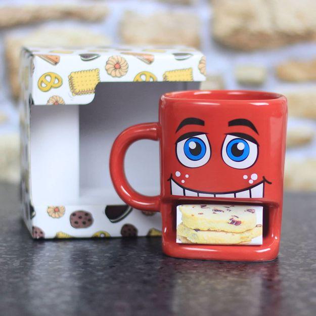 Ciasteczkowy Kubek - Łakocioman prezent dla dziewczyny warszawa