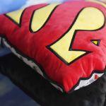 Poduszka Superman prezent dla chłopaka warszawa
