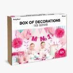 Zestaw Dekoracji na Roczek dla dziewczynki pierwsze urodziny sklep warszawa