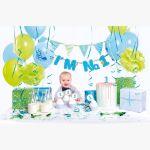 Zestaw Dekoracji na Roczek dla chłopca pierwsze urodziny sklep warszawa