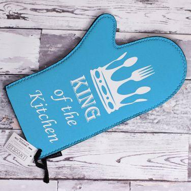 rękawica króla kuchni prezent dla niego