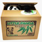 Skarbonka psotna panda prezent dla dziewczyny warszawa