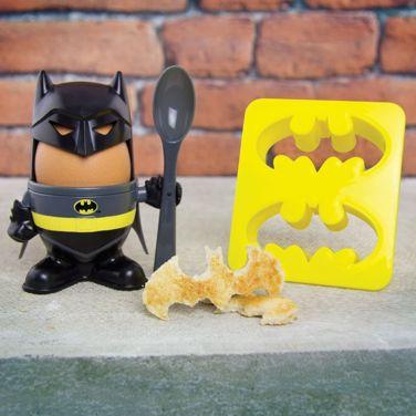 Batman Podstawka na Jajko gadżety kuchenne