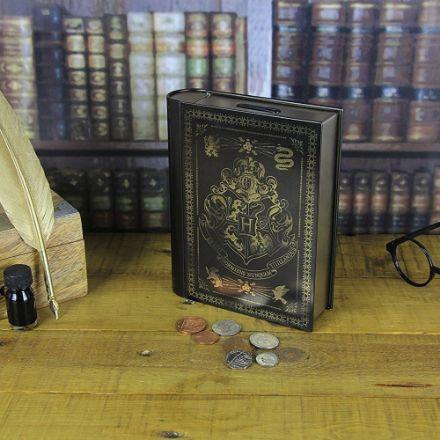 Harry Potter Skarbonka Księga Zaklęć prezent dla dziewczyny