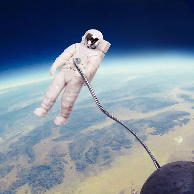 Lampka Astronauta – Duża prezent na święta