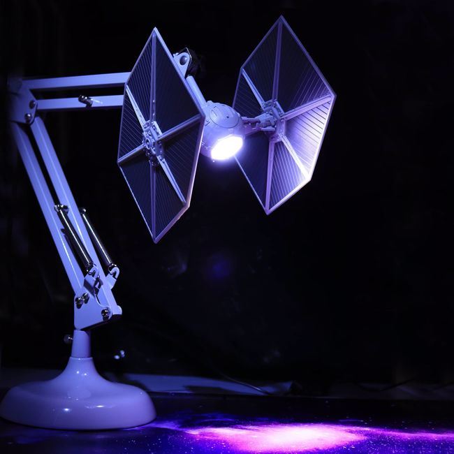 Star Wars – Lampka – TIE Fighter prezent dla chłopaka