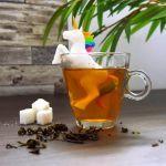 Zaparzaczka do Herbaty Jednorożec prezent dla przyjaciółki