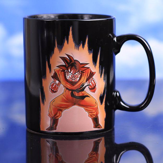 Magiczny Kubek Mocy – Dragon Ball – Goku prezent dla chłopaka