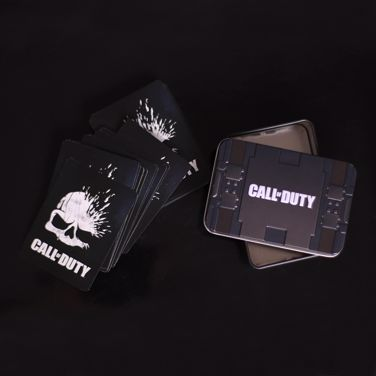 Karty do Gry - Call of Duty prezent dla chłopaka