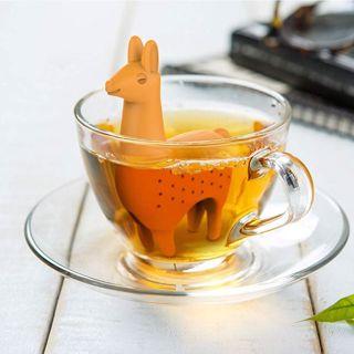 Zaparzaczka do Herbaty – Lama prezent dla mamy