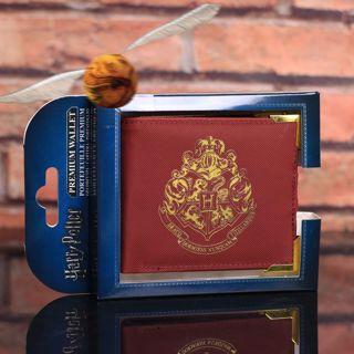 Harry Potter – Portfel Hogwart – Premium prezent dla chłopaka