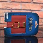 Harry Potter – Portfel Hogwart – Premium prezent dla fana