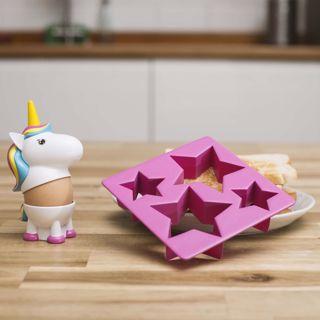 Śniadaniowy Jednorożec – Podstawka na Jajko prezent dla dziewczyny