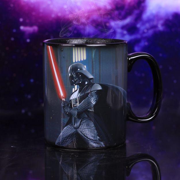 Magiczny Kubek – Darth Vader prezent dla chłopaka