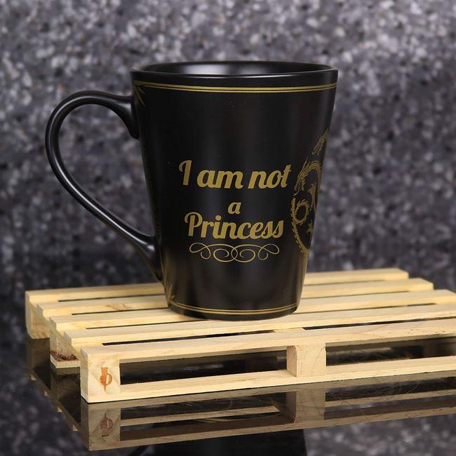 Gra o Tron – Kubek I am not a Princess prezent dla niej