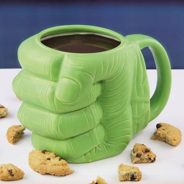 Kubek Pięść Hulka prezent dla niego